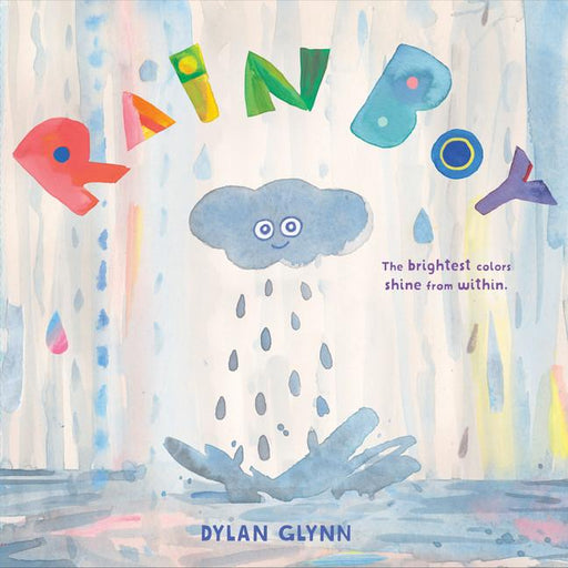 Rain Boy-Dylan Glynn (CA)-Hardback-Crying Out Loud
