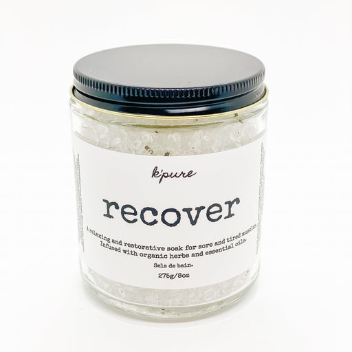 Recover Bath Soak-K'Pure-8 oz-Crying Out Loud