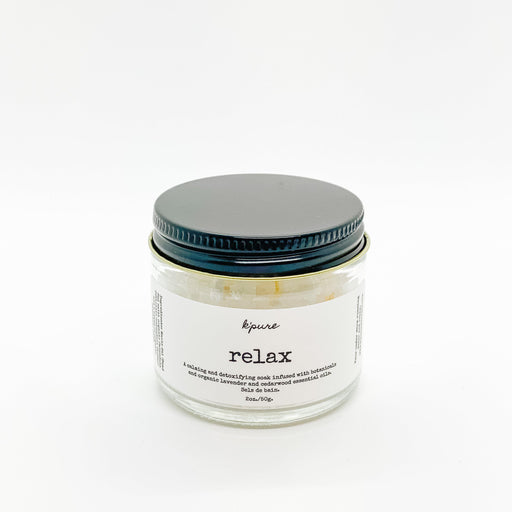 Relax Bath Soak-K'Pure-2 oz-Crying Out Loud