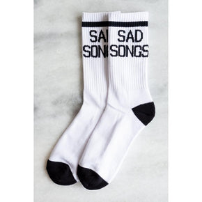 Sad Songs Socks-Stay Home Club-Crying Out Loud