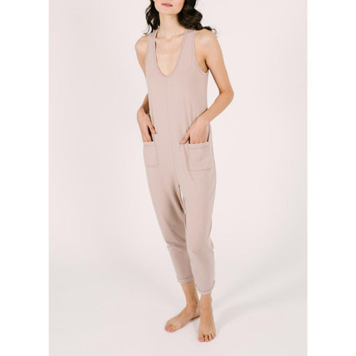 Saturday Romper-Smash + Tess-Forever Fawn-Medium-Crying Out Loud