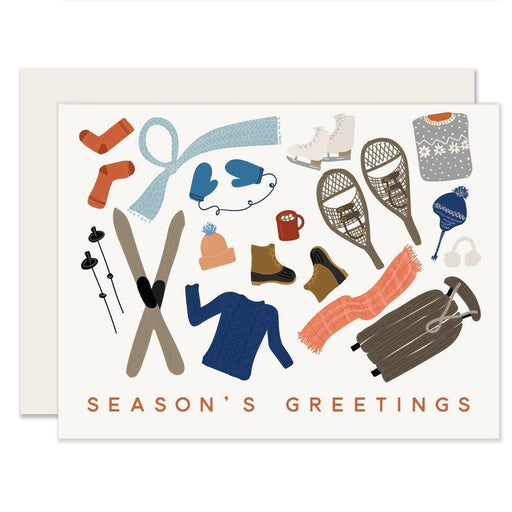Seasons Greetings Card-Card-Slightly-Crying Out Loud