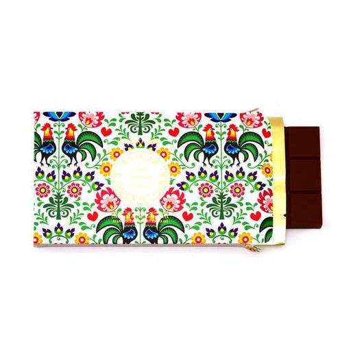 Slodka sól Milk Chocolate Postcard Bar-Alicja Confections-Crying Out Loud