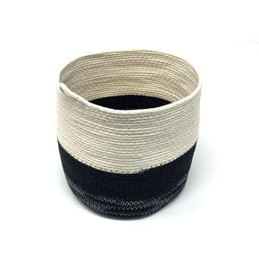 Small Woven Bucket Basket-Mokun-Sketch-Crying Out Loud