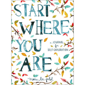Start Where You Are-Meera Lee Patel-Paperback / softback Trade paperback (US)-Crying Out Loud