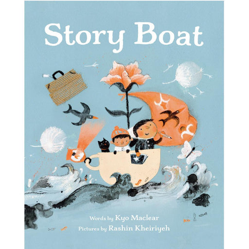 Story Boat-Kyo Maclear (CA)-Crying Out Loud