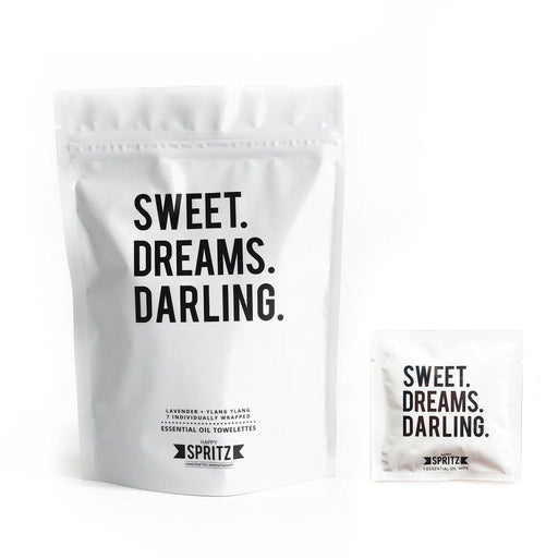 Sweet Dreams Darling 7 Day Towelette Box-Happy Spritz-Crying Out Loud