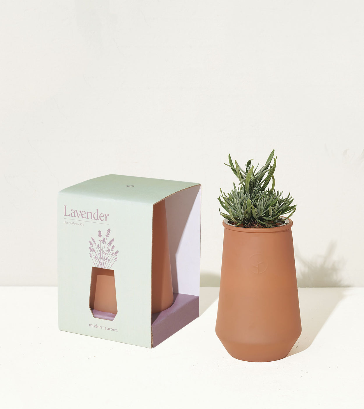 Tapered Tumbler Grow Kit - Lavender-Modern Sprout-Crying Out Loud