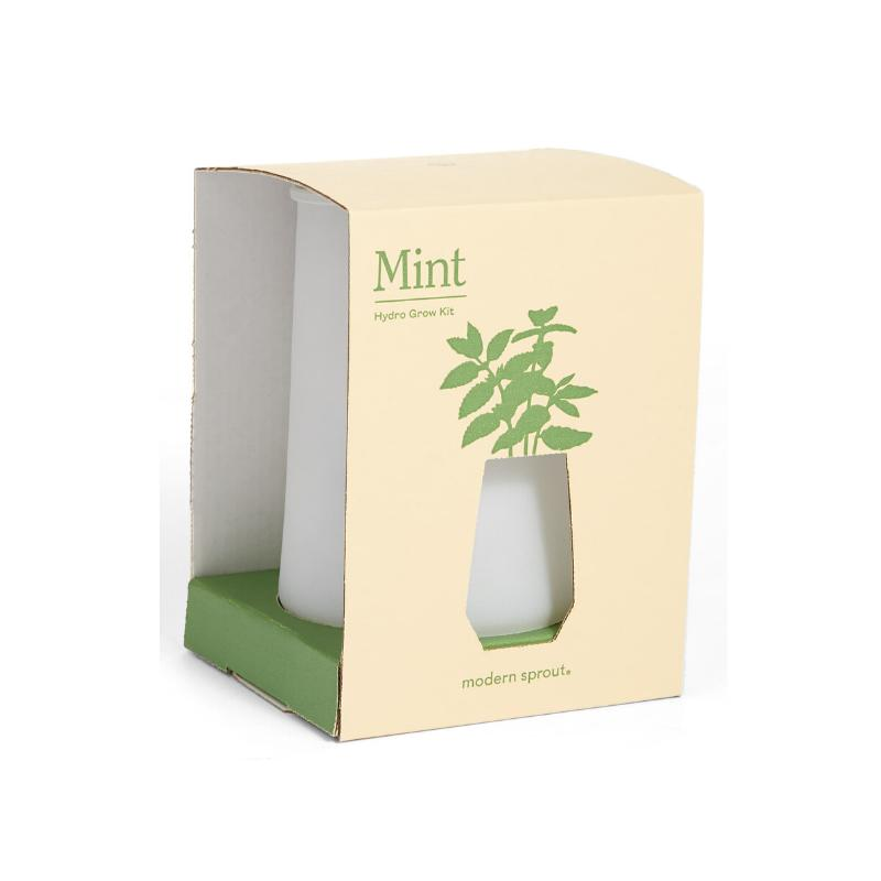 Tapered Tumbler Grow Kit - Mint-Modern Sprout-Crying Out Loud