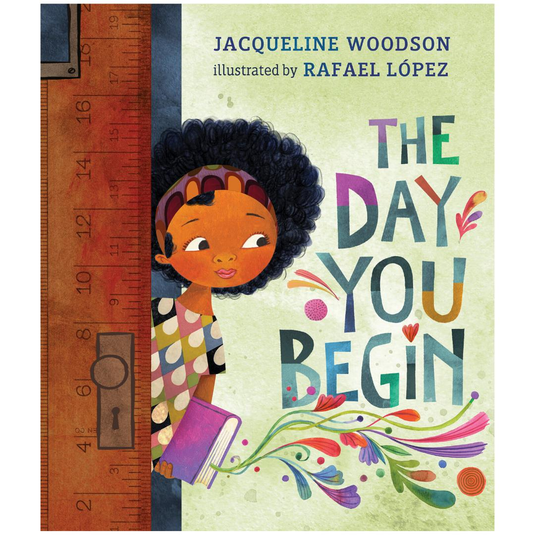 The Day You Begin-Jacqueline Woodson-Hardback-Crying Out Loud