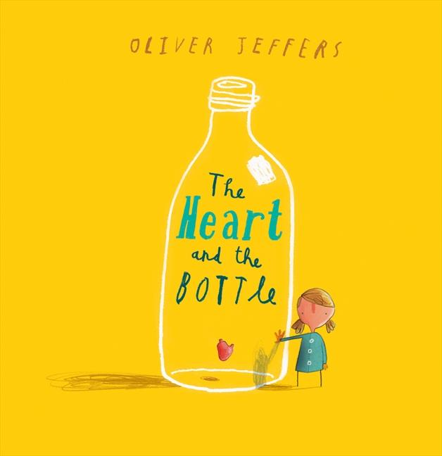 The Heart and the Bottle-Oliver Jeffers-Hardback-Crying Out Loud