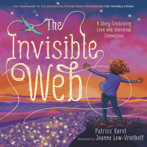 The Invisible Web-Patrice Karst-Hardback Picture book-Crying Out Loud
