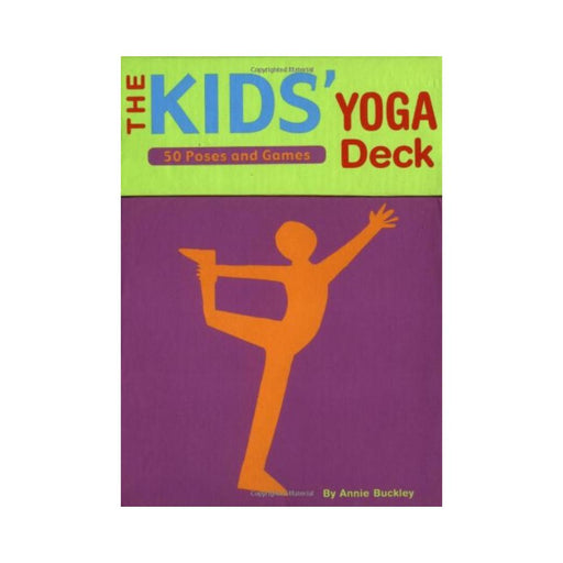 The Kids' Yoga Deck-Annie Buckley-Cards-Crying Out Loud