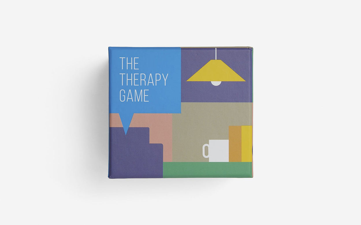 The Therapy Game-School of Life-Crying Out Loud