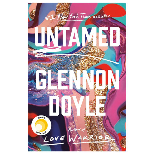 Untamed-Glennon Doyle-Hardback-Crying Out Loud