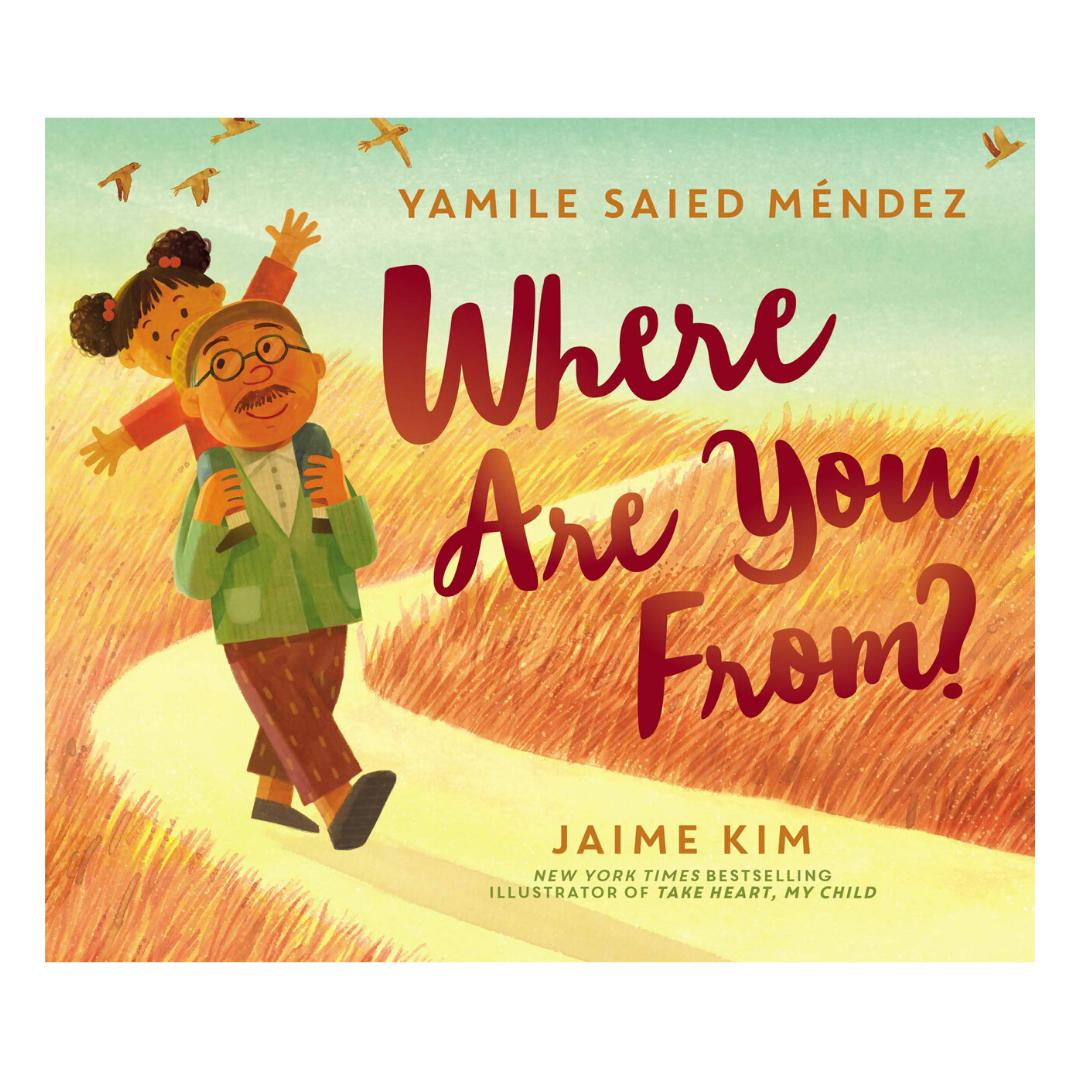 Where Are You From?-Yamile Saied Méndez-Hardback-Crying Out Loud