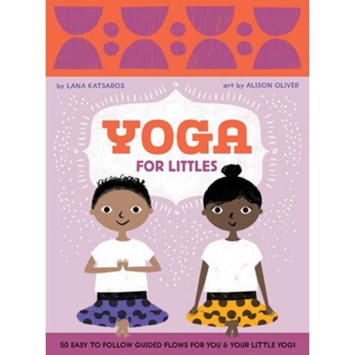 Yoga for Littles-Alison Oliver-Game-Crying Out Loud