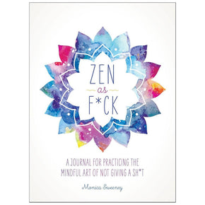Zen as F*ck-Monica Sweeney-Paperback / softback Trade paperback (US)-Crying Out Loud