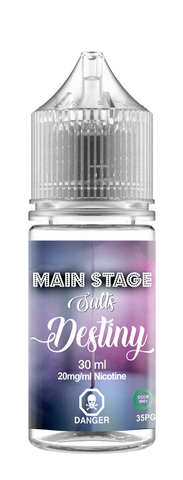 Main Stage Salts - Destiny - Buck-Vape
