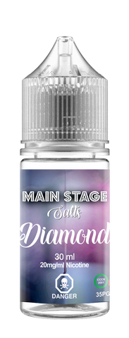 Main Stage Salts - Diamond - Buck-Vape