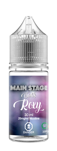 Main Stage Salts - Roxy - Buck-Vape