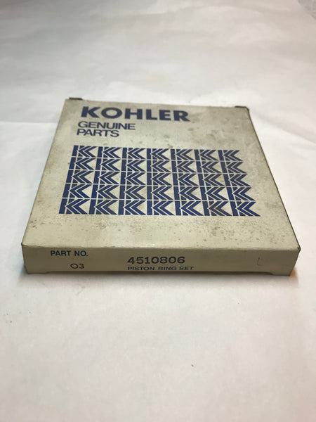 NEW OLD STOCK Kohler K341 Piston Rings STD OEM 4510806