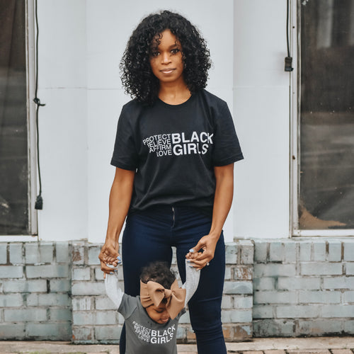For Black Girls Adults Shirt