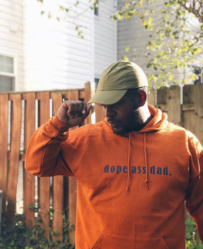 dope ass dad. Adults Pullover/Hoodie