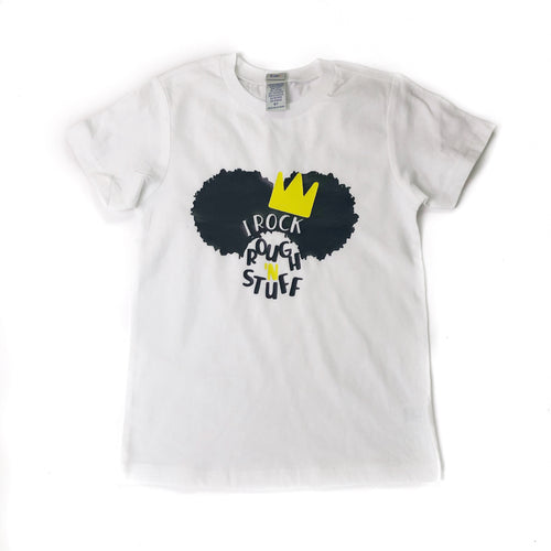 Rough 'N Stuff Kids t-shirt