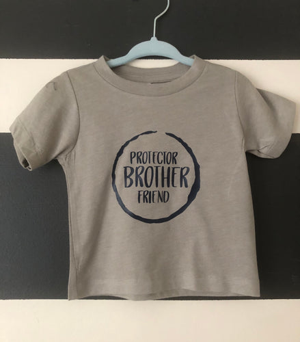 Protector Brother Friend Kids t-shirt