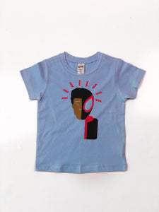 Into the Spiderverse Kids Shirt
