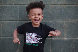 Lift Ev'ry Voice/Juneteenth Kids shirt