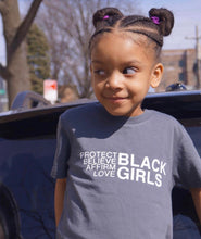 Load image into Gallery viewer, For Black Girls Kids t-shirt