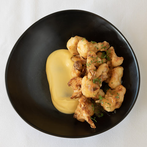 Cauliflower Tempura