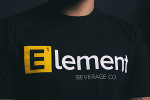 Original Black Element Tee