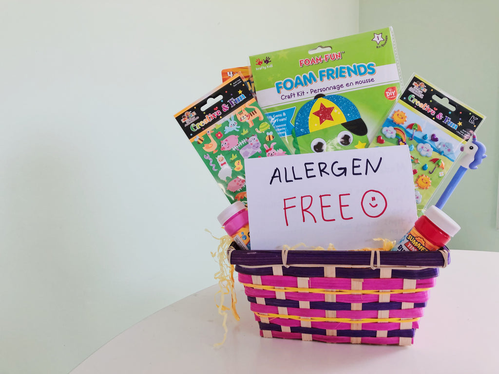 How to be Mindful of Food Allergies this Easter
