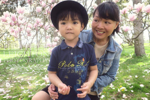#OhhMoments: Allergy Momma Hiromi shares how her son Roman's eczema was the first indicator of a food allergy