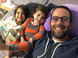 #OhhMoments - Jonathan Schwartz shares his family Food Allergy experiences