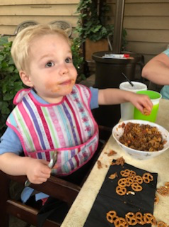 #Ohhmoments - Liz Lawton shares her son Food Allergy story and how she handled the situation