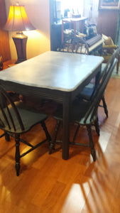 FARMHOUSE KITCHEN TABLE SET – ELITE Furniture Resale
