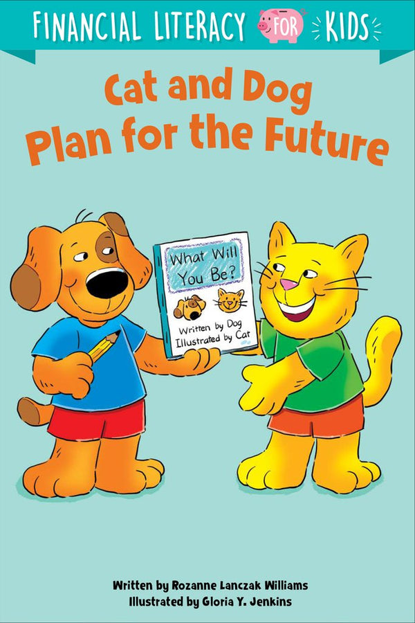 Financial Literacy for Kids: Cat and Dog Plan for the Future