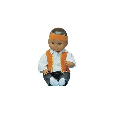 Multi-Ethnic School Dolls (Individual)