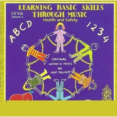 Learning Basic Skills Through Music CD