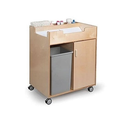 Budget Easy Access Changing Cabinet
