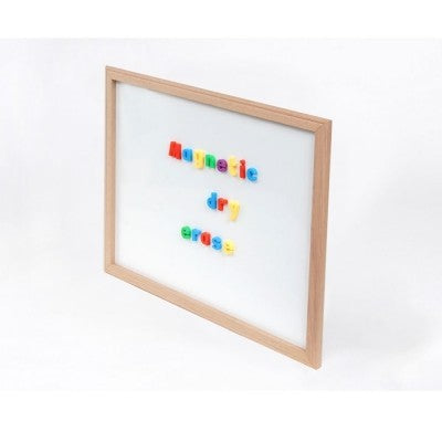 "Magnetic Write & Wipe Board (9"" x 12"")"