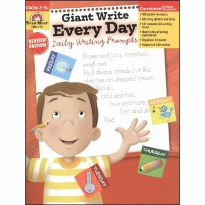 Giant Write Every Day