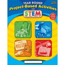 Year Round Project-Based Activities For STEM - Grades PreK-K