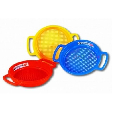 Large Super Heavy Duty Sand Tools - Sand Sieve, Set of 6