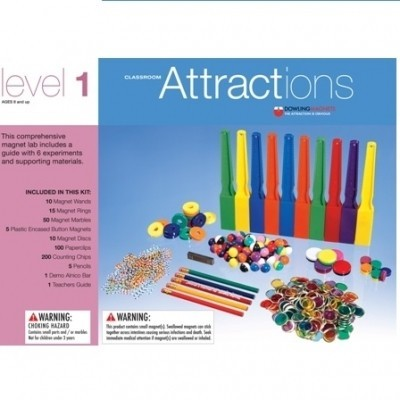 Classroom Attractions Magnetic Kit