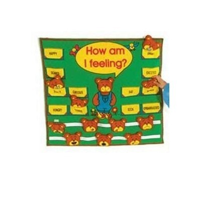 How Am I Feeling? Wall Chart